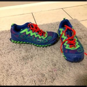 Adidas running shoes size 8.5 womens